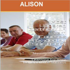 ALISON Certifications Courses