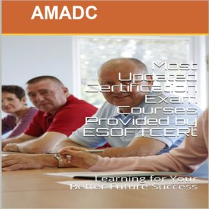 AMADC Certifications Courses