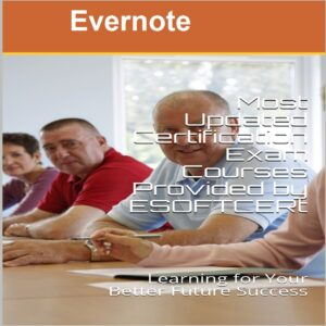 Evernote Certifications Courses