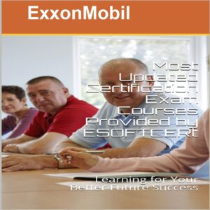 ExxonMobil Certifications Courses